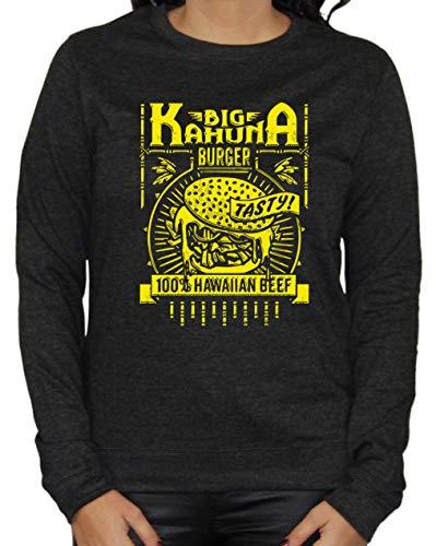 Big Kahuna Burger M2 Girlie Sweater Mia Womens Sweatshirt