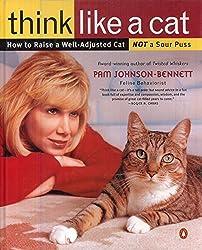 Think Like a Cat by Pam Johnson-Bennett (2000-08-02)