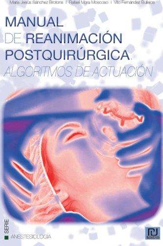 Manual de Reanimacion Postquirurgica