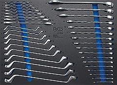 BGS 4089 Werkstattwageneinlage 3 3: Maulschlüssel