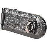 Master Lock 14 cm iron hasp for securing garages, gates or sheds