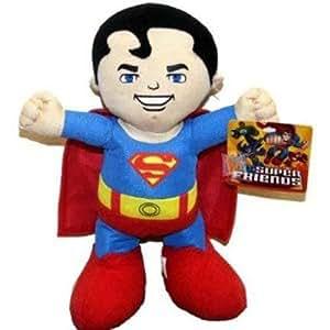 Superman Jouet en peluche - DC Amis Super Poupée (33 cm)