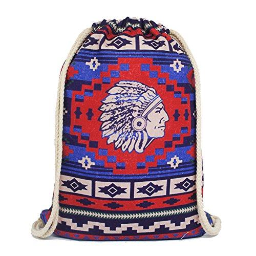 artone-indien-ethnique-toile-sac-de-cordon-voyager-daypack-des-sports-portable-sac-dos-bleu