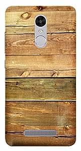 TrilMil Printed Designer Mobile Case Back Cover For Xiaomi Redmi Note 3