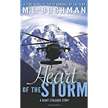 Heart of the Storm: Volume 3 (The Night Stalkers Short Stories)