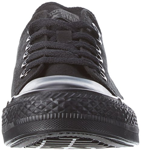 Converse Ctas Mono Ox, Baskets mode mixte adulte Noir (Black Mono)