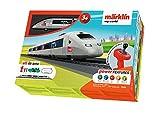 Märklin 29306 Startpackung TGV Simplex Modellbahn Startset, Bunt