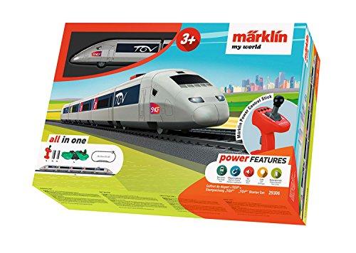 Märklin 29306 Kit de démarrage TGV Simplex Multicolore