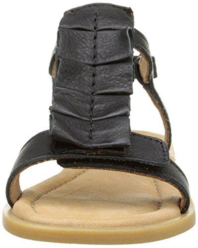 Bisgaard 71908116, Sandales Fille Noir (50 Black)