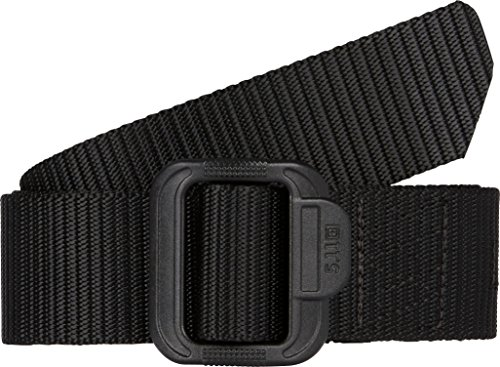 5.11 019 TDU - Bolsa/Cinturón para presas de caza, color negro, talla XL