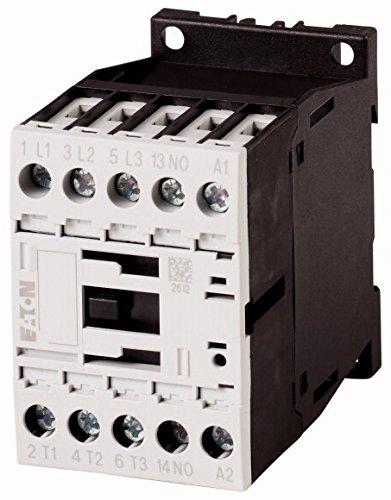 Eaton 276559 Leistungsschütz, 3-polig + 1 Schließer, 3 kW/400 V/AC3