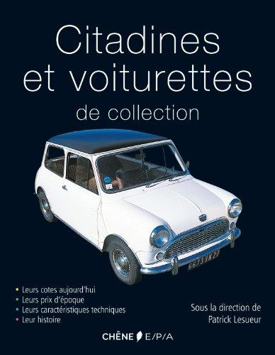Citadines et voiturettes de collection