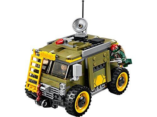 LEGO Ninja Turtles 79115 - Turtle ()