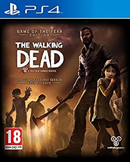 The Walking Dead : saison 1 - édition jeu de l'année by Walking Dead Complete 1st Season P (B00JXZNEY2) | Amazon price tracker / tracking, Amazon price history charts, Amazon price watches, Amazon price drop alerts