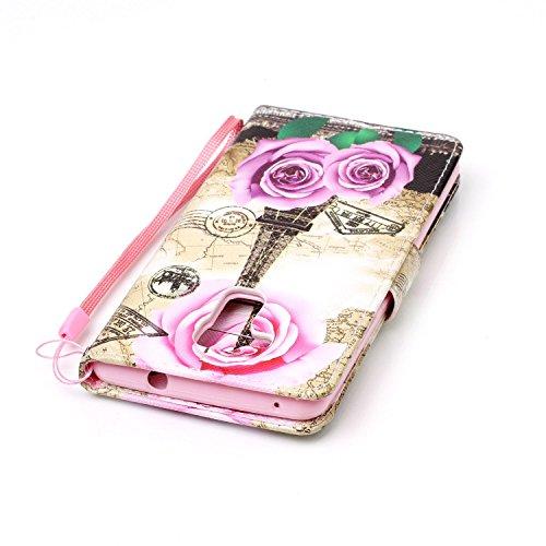 PU Silikon Schutzhülle Handyhülle Painted pc case cover hülle Handy-Fall-Haut Shell Abdeckungen für Honor 5C (+Staubstecker) (3OO) 3