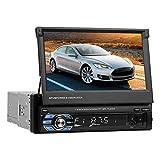 Ahomi SWM 9601g autoradio aggiornato 7in Touch Screen MP5GPS Navi Radio AM FM RDS USB/TF/AUX Head Unit + Mappa dell' Europa