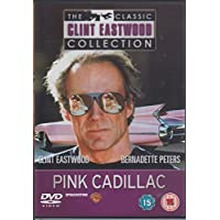The Classic Clint Eastwood Collection - Pink Cadillac Dvd