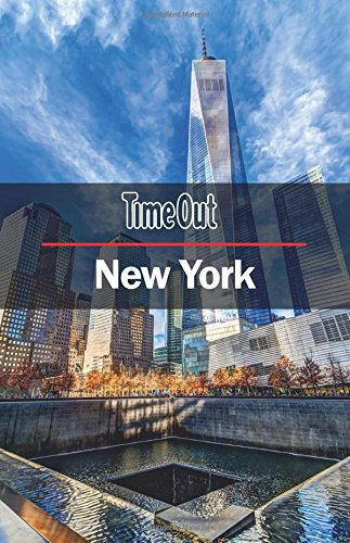 Time Out New York Travel Guide: City Guide with pull-out map (Time Out City Guide)
