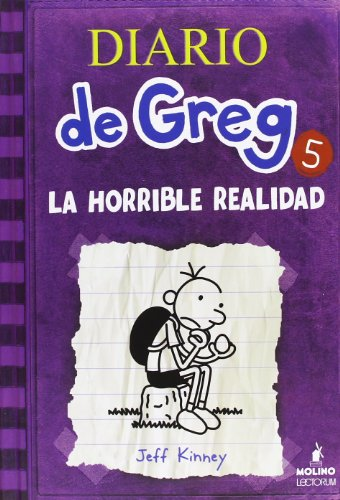 Diario de Greg 5. La Horrible Realidad (Diary of a Wimpy Kid)