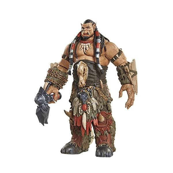 Warcraft 6 Durotan Action Figure With Accessory by Warcraft 4