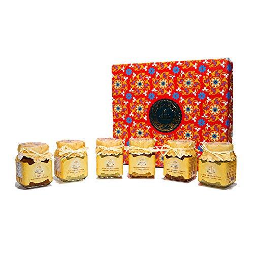 ANTICA SICILIA | PASTETE | Geschenk oder Verkostung #5 | 6 x 90 gr
