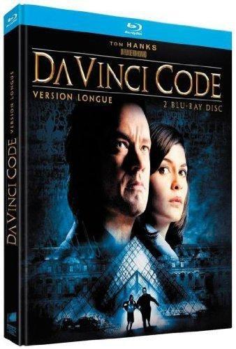 Da vinci code (Long Version) [Blu-ray] [FR Import]