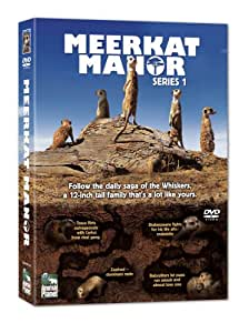Meerkat Manor - Series 1 [DVD]