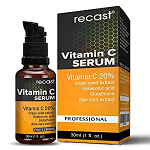 Recast Recast Vitamin C Facial Serum, 30ml