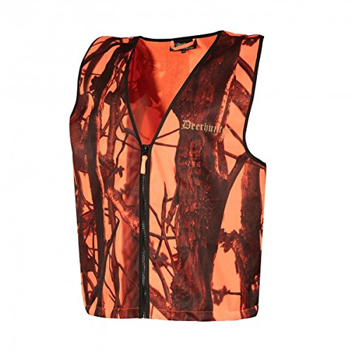 Protector Weste pull-over (Jagd Weste Orange)
