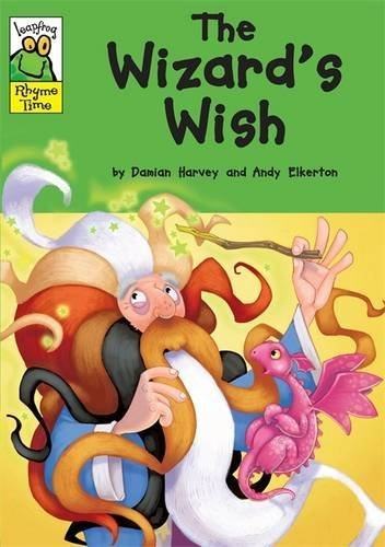 The Wizard's Wish (Leapfrog Rhyme Time) by Damian Harvey (2010-04-22)