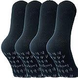 Best Slipper Socks - Mens Non Slip Slipper Socks 2.6 Tog Rated Review