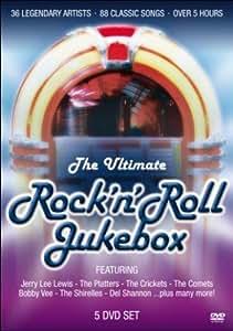 Ultimate Rock 'N' Roll Jukebox [DVD]