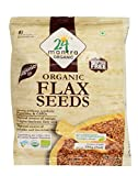 #6: 24 Mantra Organic Flax Seeds, 200g (Pack of 4)