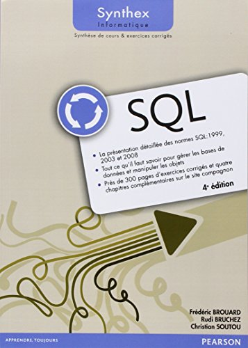 SQL 4e édition Synthex