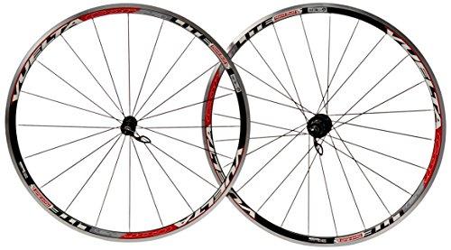 Vuelta Corsa-Lite 11SP Wheel Set, 700cm, Black by Vuelta