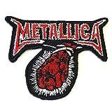 Metallica ST. Anger Logo Punk Rock Heavy Metal Música Banda Chaqueta Camisa Sombrero Manta Mochila Camisa Camisa Parche...
