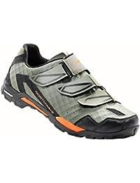 Northwave Flash TH - Zapatillas - gris/negro Talla del calzado 44 2017 Dz8EXQ