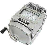 SODIAL(R) Megohmetro Medidor de Resistencia Aislamiento ZC25-4