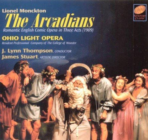Monckton: Arcadians [IMPORT] by Original Cast Recording (1999-06-15) (15 Cast Classic)
