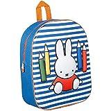 Miffy 0679027 Rucksack, Blau/Orange