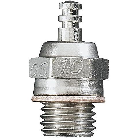 O.S. Engines # 10(A5) aire frío Bujía de Incandescencia