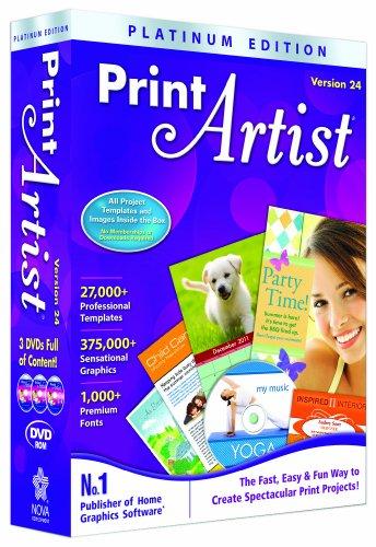 Print Artist Platinum V24 (PC)