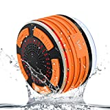 Best Water Proof Bluetooth Speakers - Shower Speaker,IPX7 Waterproof Bluetooth Speaker Portable Wireless Bluetooth Review