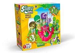 Slimy Creations- Slimy, Multicolor (Fábrica de Juguetes 41313)