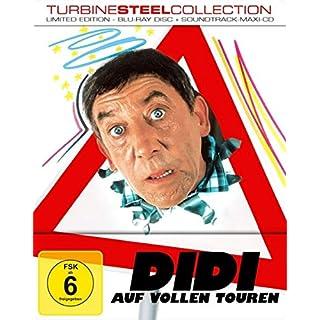 Didi auf vollen Touren (inkl. Soundtrack-CD) [Blu-ray]