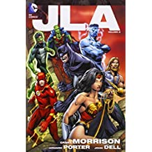 JLA: The Deluxe Edition, Vol. 2 by Grant Morrison (2012-07-17)