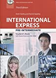 International Express: Pre-Intermediate: Students Book Pack: with Pocket Book and DVD-ROM Pack (International Express Th
