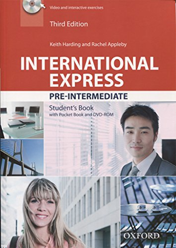 International Express Pre-Intermediate. Student's Book Pack 3rd Edition (International Express Third Edition) por Keith Harding