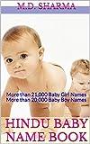 #10: Hindu Baby Name Book: More than 21,000 Baby Girl Names More than 20,000 Baby Boy Names