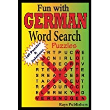Fun with German - Word Search Puzzles: Volume 1